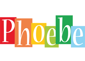Phoebe colors logo