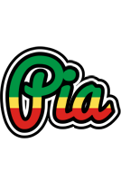 Pia african logo
