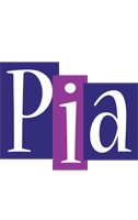 Pia autumn logo