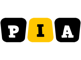 Pia boots logo