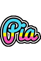 Pia circus logo