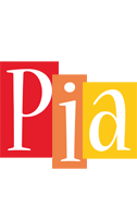 Pia colors logo