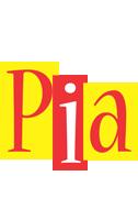 Pia errors logo