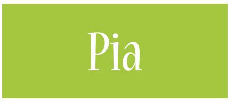Pia family logo