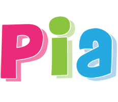 Pia friday logo