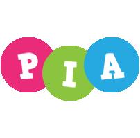 Pia friends logo