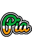 Pia ireland logo