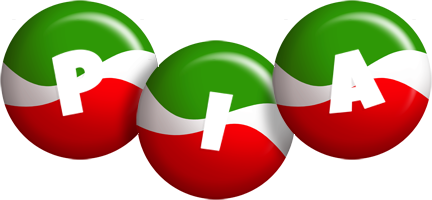 Pia italy logo