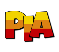 Pia jungle logo