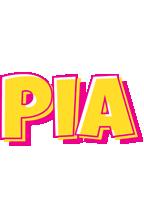 Pia kaboom logo