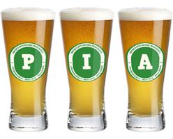 Pia lager logo