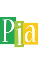 Pia lemonade logo