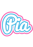 Pia outdoors logo
