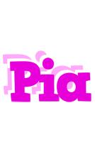 Pia rumba logo