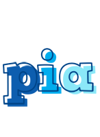 Pia sailor logo