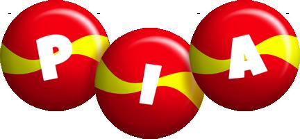 Pia spain logo