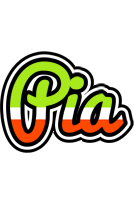 Pia superfun logo