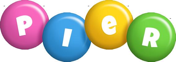 Pier candy logo