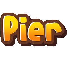 Pier cookies logo