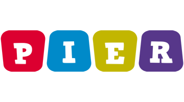 Pier daycare logo