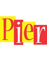Pier errors logo