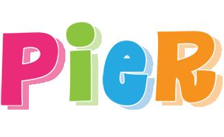 Pier friday logo