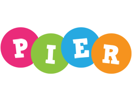Pier friends logo