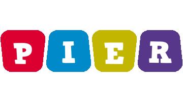 Pier kiddo logo