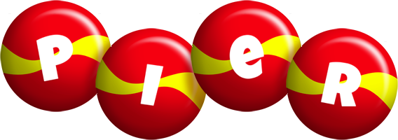 Pier spain logo