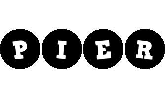 Pier tools logo