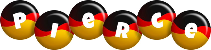 Pierce german logo