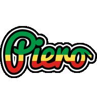Piero african logo