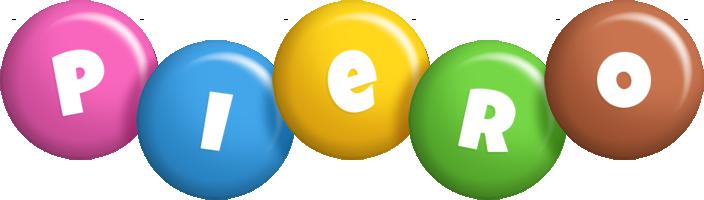 Piero candy logo