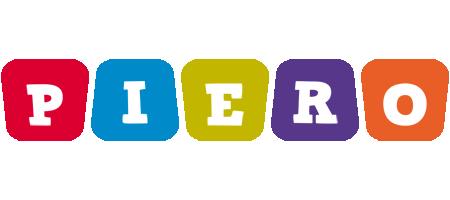 Piero daycare logo