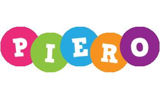 Piero friends logo