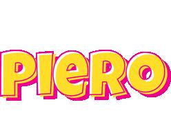 Piero kaboom logo