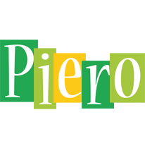 Piero lemonade logo