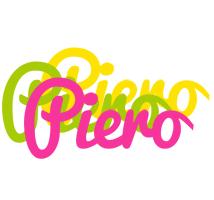 Piero sweets logo