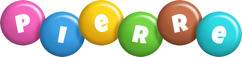 Pierre candy logo