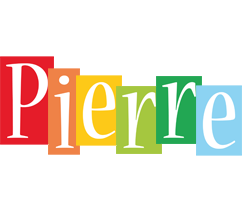 Pierre colors logo