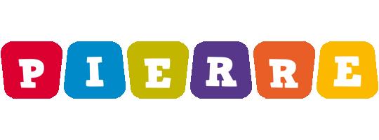 Pierre daycare logo