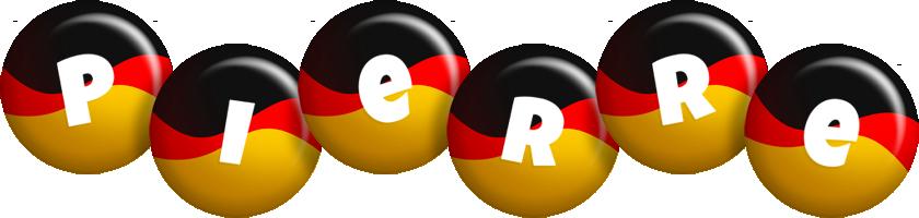 Pierre german logo