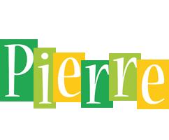 Pierre lemonade logo