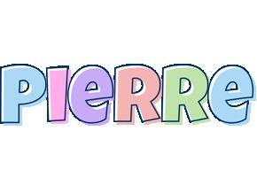 Pierre pastel logo