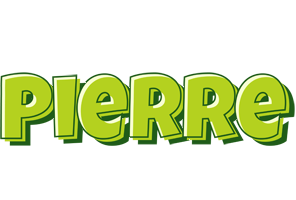 Pierre summer logo
