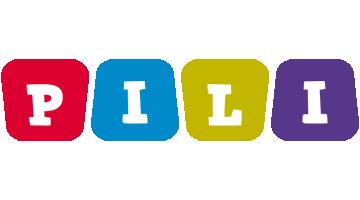 Pili daycare logo