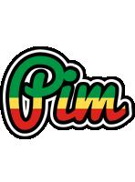 Pim african logo