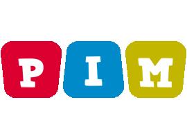 Pim daycare logo