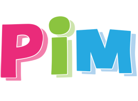 Pim friday logo