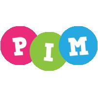 Pim friends logo